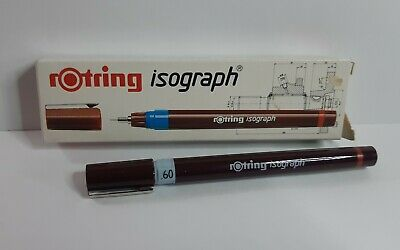 ROTRING ISOGRAPH PENNA A CHINA - 0,60 mm - ART. 151060