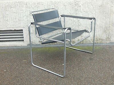 Marcel Breuer Wassily Chair Lounge Chair Sessel Replica Replika