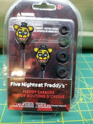FIVE NIGHTS AT FREDDY'S Earbuds FREDDY