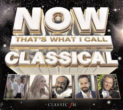 Now That's What I Call Classical - Various Artists (New Sealed 3Cd)