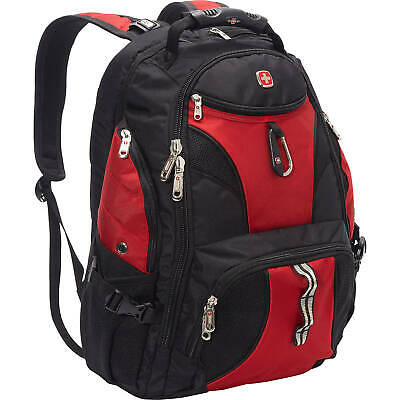 SWISSGEAR 1900 Scansmart TSA Laptop Backpack Ballistic Polyester Construction