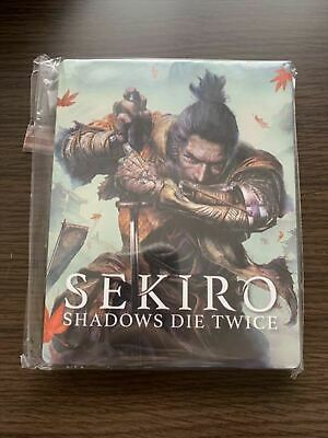 SEKIRO SHADOWS DIE TWICE Steel book Only Geo limited Japan PS4 New F/S