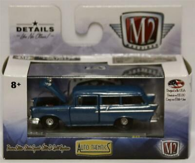 M2 Machines Auto-Lift 1957 Chevrolet 210 Beauville Station Wagon N33