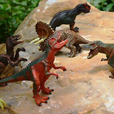 Dinosaur Play Toys Animal Action Figures Jurassic Park Collection Children's day