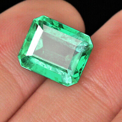 2.25Ct 100% Natural Muzo Colombian Emerald Collection QMDaT265