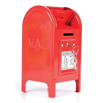 """Rhode Island Novelty 7.5"""" Metal Mailbox Bank 