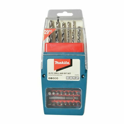 Makita P-67701 29 Piece Drill and Driver Set with Bit Holder in Case