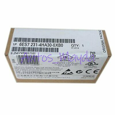 Brand New Siemens 6ES7 231-4HA30-0XB0 6ES7231-4HA30-0XB0 1 year warranty