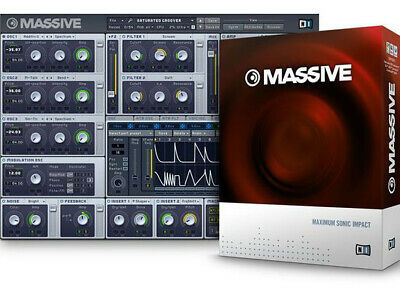 Native Instruments - Massive 1.5.5 [installer download] (Windows lifetime)