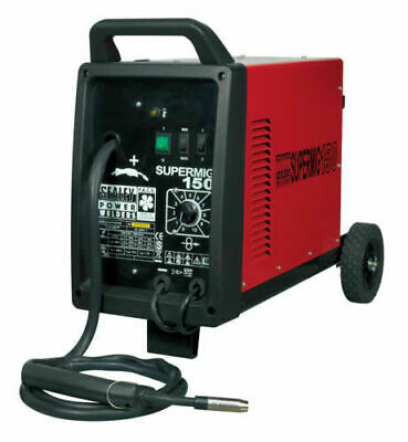 SEALEY SUPERMIG150 230v PROFESSIONAL MIG WELDER 150AMP