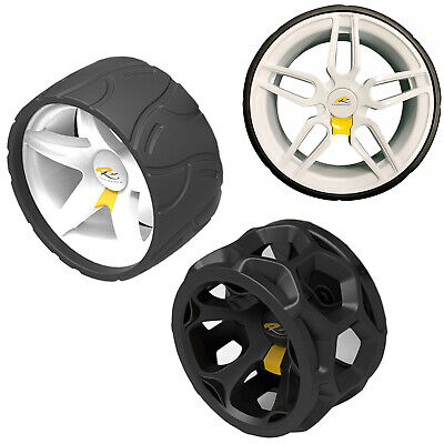 POWAKADDY FW3, FW5 & FW7 & C2i GOLF TROLLEY WHEELS / PAIR