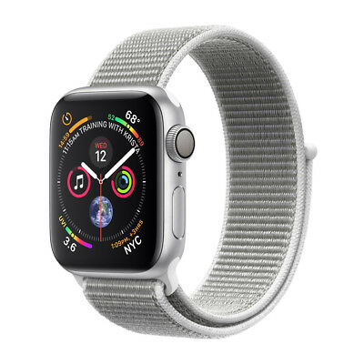 Apple Watch Series 4 40 MM.  Slightly Used In Excellent Condition.
