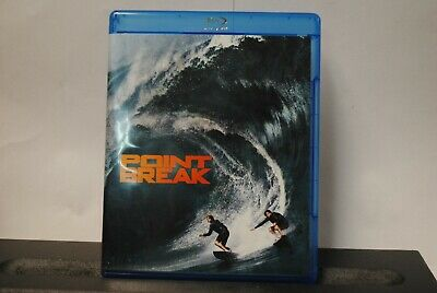 Point Break DVD and Blu-ray, 2015