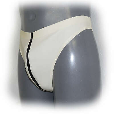 Latex String for men Pouch Handmade Size XL (3525)