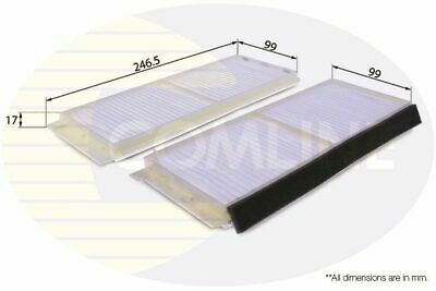 Pollen Cabin Filter fits MAZDA 2 1.4D 08 to 10 Y404 Bosch D65161J6X9A Quality