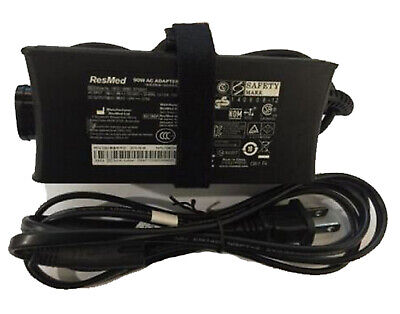 OEM ResMed AC Adapter 370001 90W Power Supply 24V 3.75A S10 AirSense 10 AirCurve