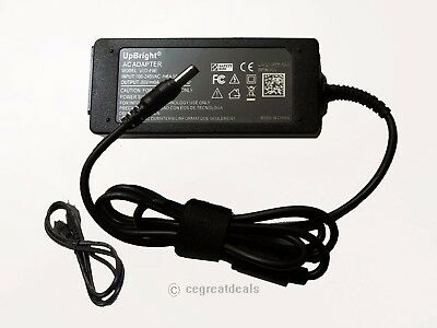 12V AC Adapter Fr LG Flatron E2040T-PN E2040T LED LCD Monitor Charger Power Cord