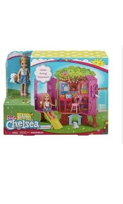Barbie Club Chelsea Treehouse Playset BRAND NEW IN BOX