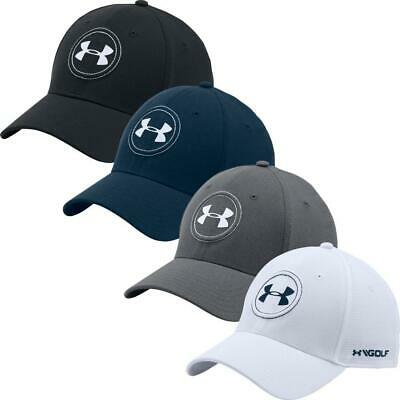 57%OFF RRP Under Armour Jordan Spieth Tour Cap Stretch Fit Mens Golf Hat