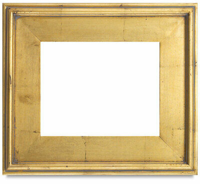 Gold Leaf  Plein Air Style Frame (11x14 ) for Oil Painting Art HAWKINS