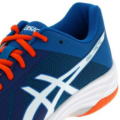 CHAUSSURES VOLLEY BALL Asics Tactic gel blue volley Bleu 16833 Neuf