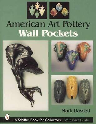 Art Pottery Wall Pockets Collector Reference incl McCoy Roseville Hull & Others