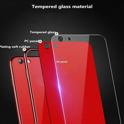 All-inclusive Anti-drop Plating Mirror Mobile Phone Case for iPhone 6 6S 7 Max X