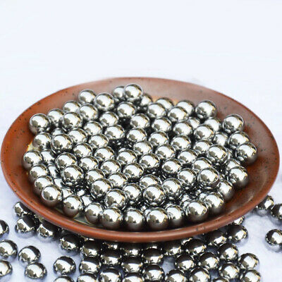 500g 10-20mm Slingshot Ammo Ball 304 Stainless Steel Ball Bike Bearings Beads