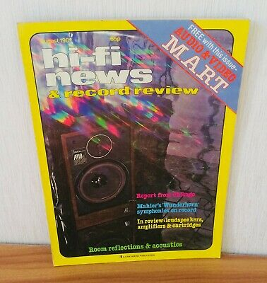100'S OF HIFI & Audio Magazines ~ HI-FI NEWS & Record Review