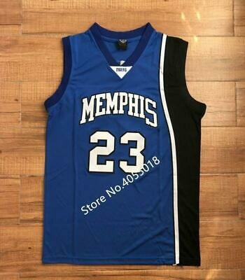 the best attitude 5dca0 0643e DERRICK ROSE Memphis Tigers Black Basketball Jersey Gift Any ...