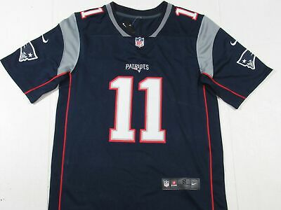 NWT NEW ENGLAND Patriots Julian Edelman OnField Adult Men's Jersey  free shipping