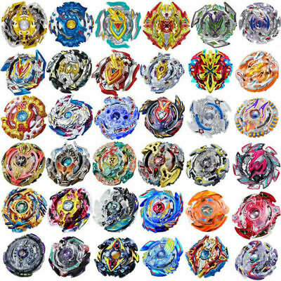 2019 Metal 4D Burst Beyblade Spinning Starter Top Fight Toy  without Launcher