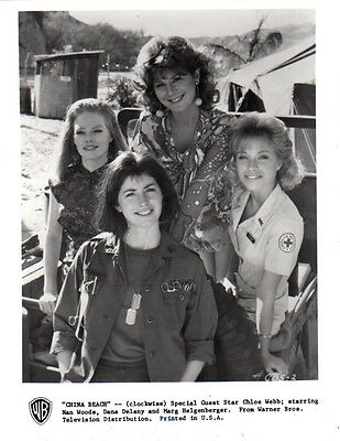China Beach Dana Delany Marg Helgenberger Nan Woods 8x10 Photo F11387