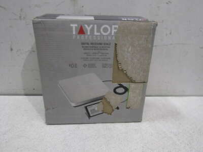 Taylor Recieving Scale with Remote Display TE150