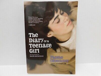 The Diary of a Teenage Girl An Account in Words & Pictures by Phoebe Gloechener