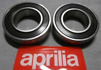 Aprilia Scarabeo 125 / 200 Light OEM Front Wheel Bearing (Pair) AP8122427