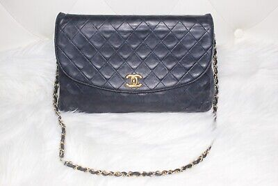0cf5a852a244 CHANEL BLACK CAVIAR Quilted Leather Large Grand Shopping Tote Bag ...