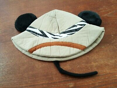 4633e346f2469 DISNEY MICKEY MOUSE Ears Hat Walt Disney World WDW -  5.50