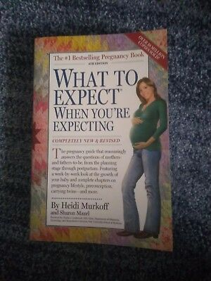 What to Expect When You're Expecting by Heidi Murkoff Bestselling Pregnancy Book