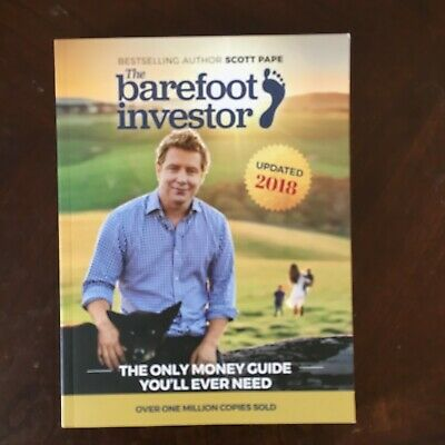 New Scott Pape, The Barefoot Invest. Updated 2018. 9780730324218