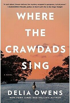 Where the Crawdads Sing by Delia Owens <p*d*f> new 2018