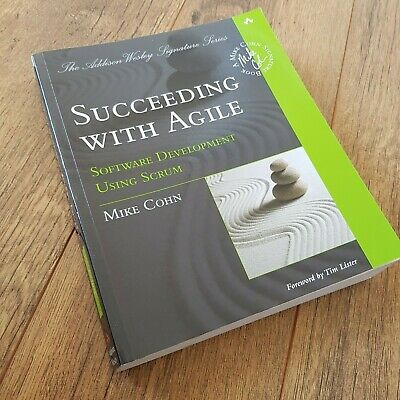 Succeeding with Agile Software Development Using Scrum 9780321579362 | Brand New