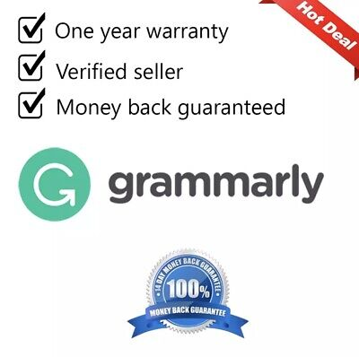🌐 Grammerly Premium 🌐 Instant Delivery ✔️