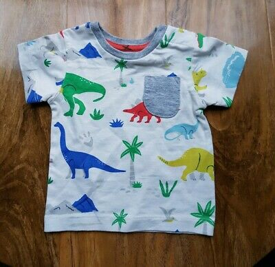 MINI BODEN Baby Boys COTTON Top Age 0-3 Months BRAND NEW