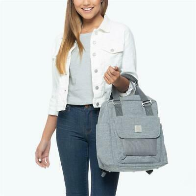 Ergobaby Wickeltasche The Take Along Grey Sport