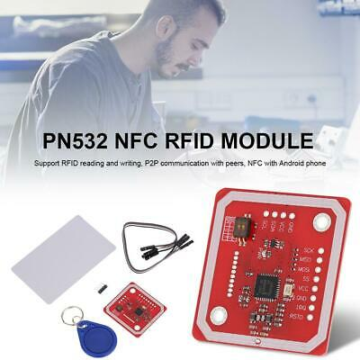 NEW NXP STABLE Writer Arduino Board NFC RFID Module PN532 V3 Kits