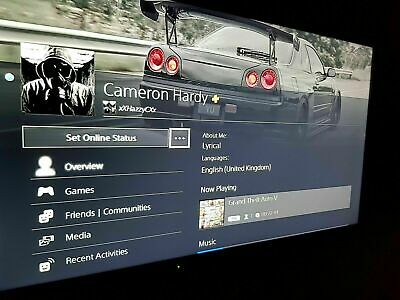 GTA 5 RARE Ps4 Modded Account (Millions Of $,High Level,All