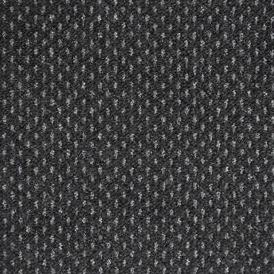 Dark Grey Dakota Cheap Dot Patterned Loop Pile Carpet Hardwearing Felt 4m Wide