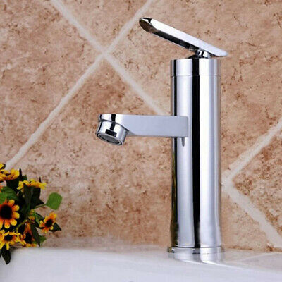 Two Hole Hot & Cold Basin Wash Basin Faucet Mixer Water Tap For Bathroom Kitchen