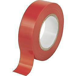 Conrad Components SW10-160 541671 Isolierband Rot (L x B) 10 m x 19 mm 1